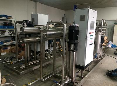 一种茶多酚多级膜浓缩装置(申请号:CN201520400723.0)